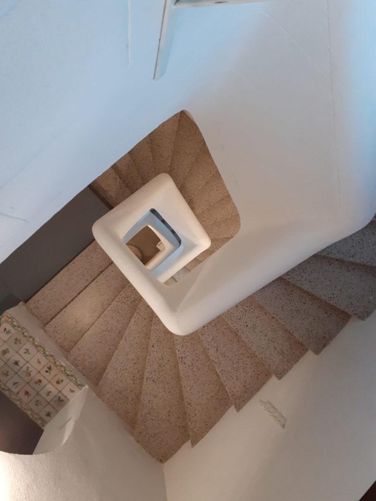musée ; Collioure ; bâtiment ; escalier ; architecture ; villa ; Pams