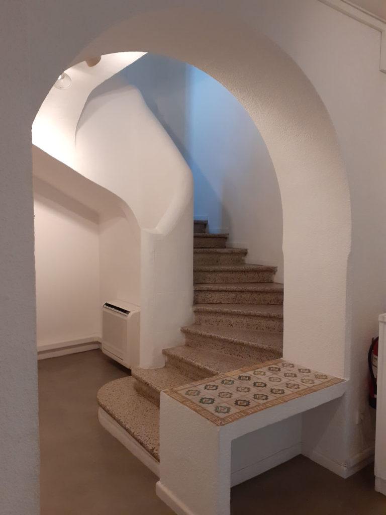 musée ; Collioure ; bâtiment ; villa ; Pams ; accueil ; architecture