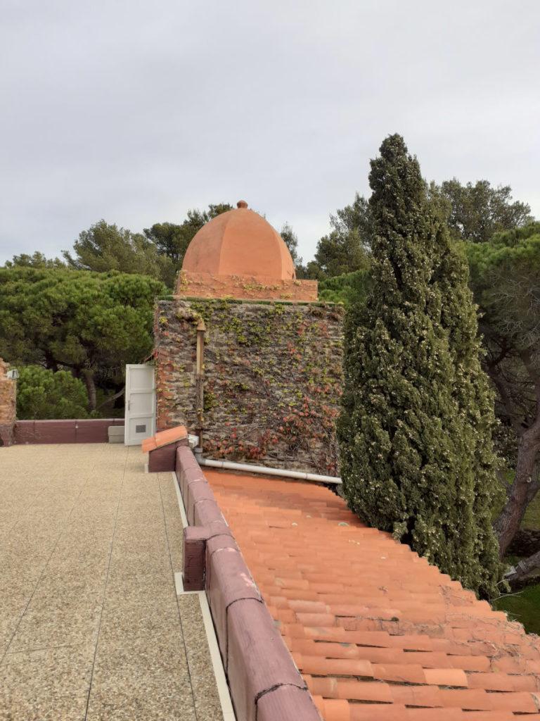 musée ; Collioure ; façade ; bâtiment ; villa ; Pams